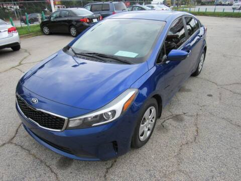 2017 Kia Forte for sale at King of Auto in Stone Mountain GA