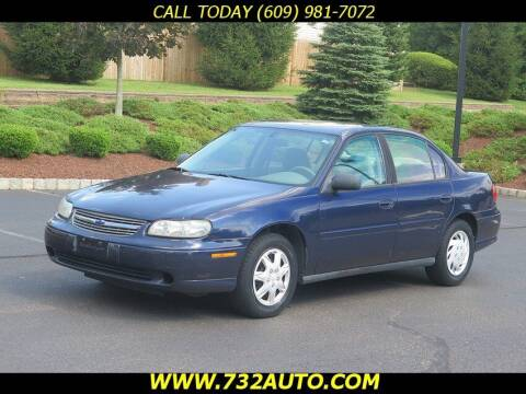 2004 Chevrolet Classic for sale at Absolute Auto Solutions in Hamilton NJ