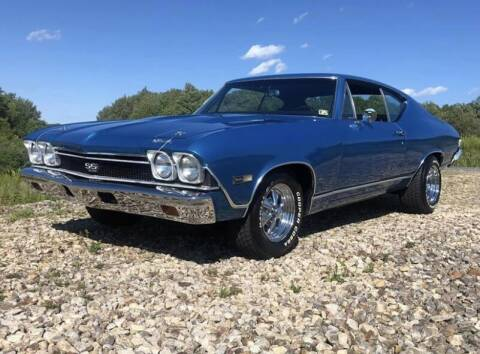 1968 Chevorlet Chevelle for sale at Gibby's Motorsports in Ebensburg PA