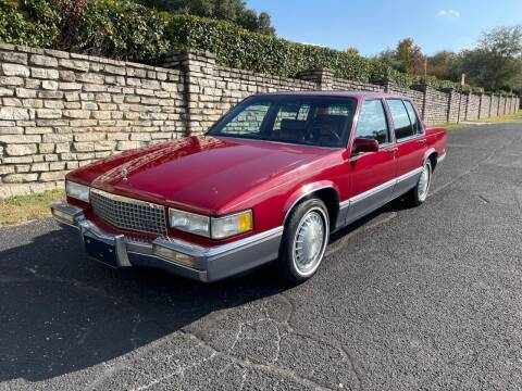 1990 Cadillac DeVille for sale at The Car Shed in Burleson TX