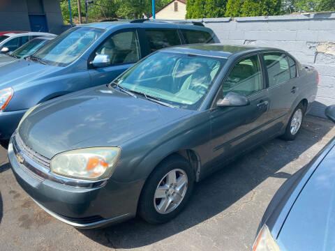 2004 Chevrolet Malibu for sale at Lee's Auto Sales in Garden City MI