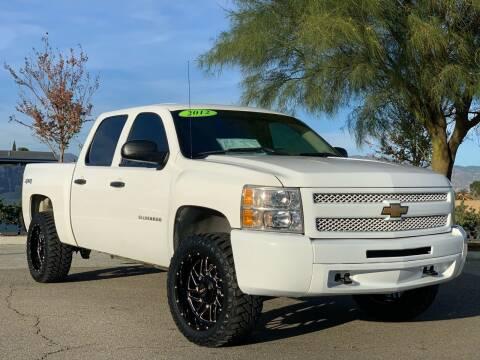2012 Chevrolet Silverado 1500 for sale at Esquivel Auto Depot in Rialto CA