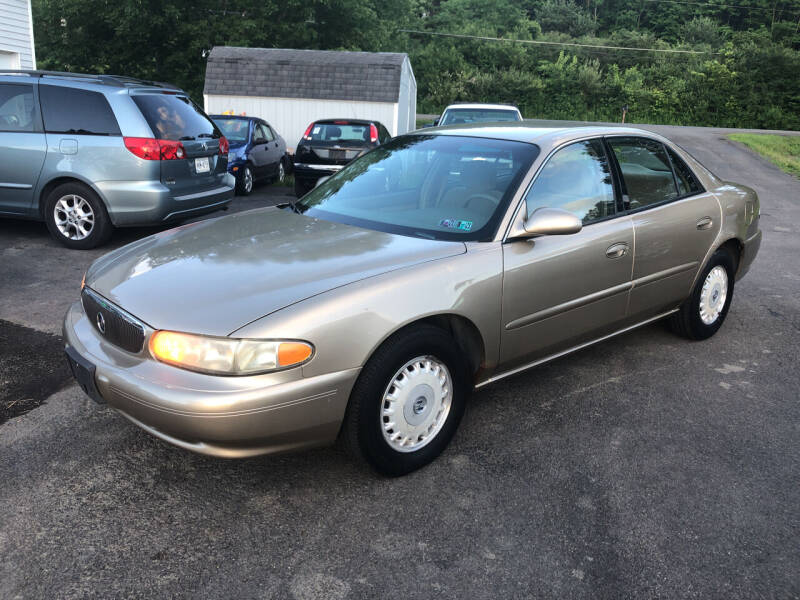 2004 Buick Century for sale at CENTRAL AUTO SALES LLC in Norwich NY