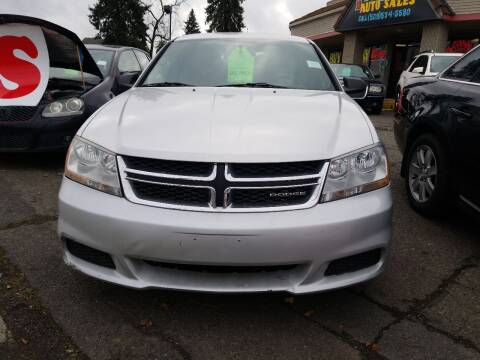2011 Dodge Avenger for sale at 2 Way Auto Sales in Spokane Valley WA