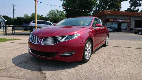 2014 Lincoln MKZ for sale at Lamarina Auto Sales in Dearborn Heights MI