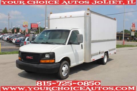 2005 GMC Savana Cutaway for sale at Your Choice Autos - Joliet in Joliet IL