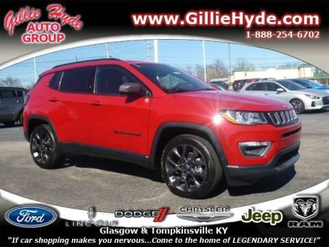 2021 Jeep Compass for sale at Gillie Hyde Auto Group in Glasgow KY