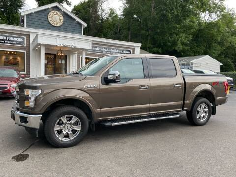 2016 Ford F-150 for sale at Ocean State Auto Sales in Johnston RI