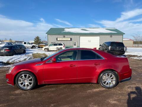 2009 Cadillac CTS for sale at Car Guys Autos in Tea SD