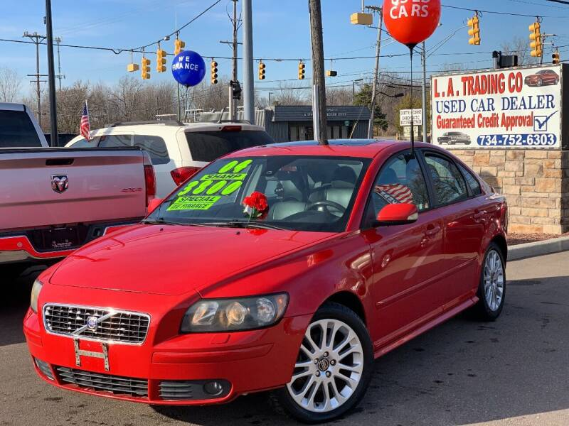 2004 Volvo S40 for sale at L.A. Trading Co. in Woodhaven MI