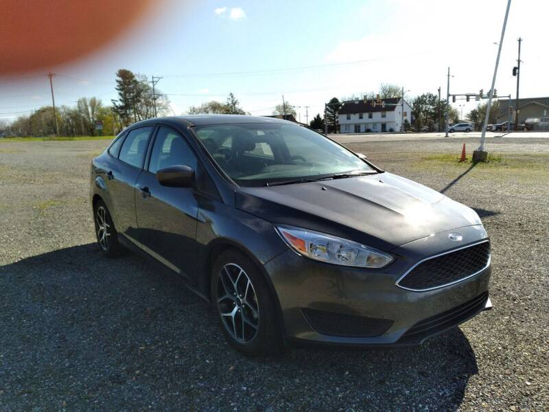 2018 Ford Focus for sale at Oxford Motors Inc in Oxford PA