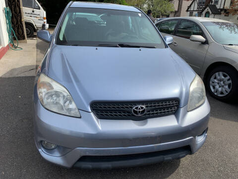 2007 Toyota Matrix for sale at Gondal Motors in West Hempstead NY