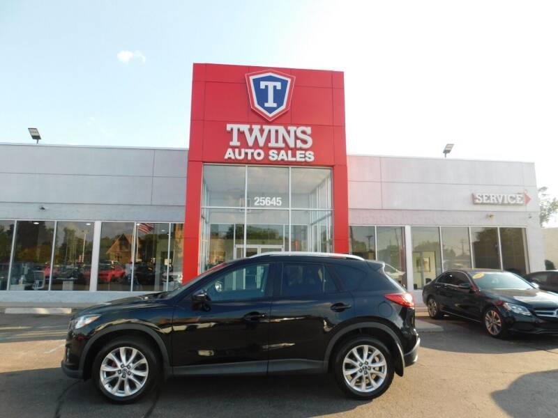 2015 Mazda CX-5 for sale at Twins Auto Sales Inc Redford 1 in Redford MI