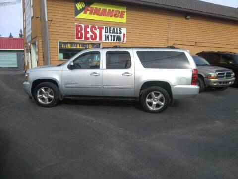2011 Chevrolet Suburban for sale at American Auto Group LLC in Saginaw MI