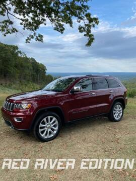 2017 Jeep Grand Cherokee for sale at RED RIVER DODGE - Red River of Malvern in Malvern AR