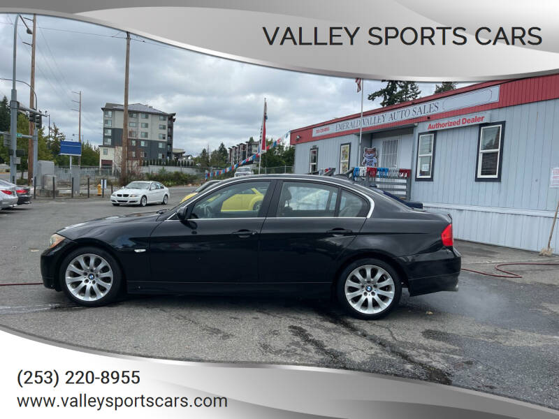 2006 BMW 3 Series for sale at Valley Sports Cars in Des Moines WA