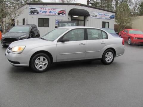2004 Chevrolet Malibu for sale at Pure 1 Auto in New Bern NC