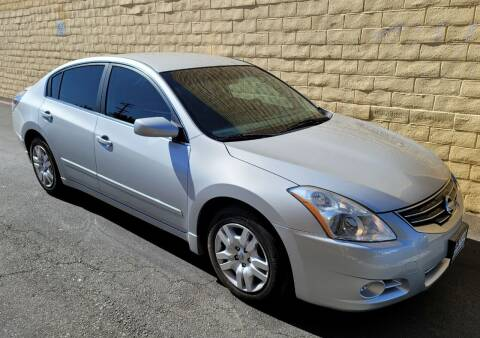 2012 Nissan Altima for sale at Cars To Go in Sacramento CA