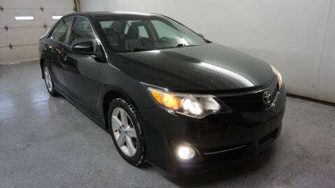 2013 Toyota Camry for sale at World Auto Net in Cuyahoga Falls OH
