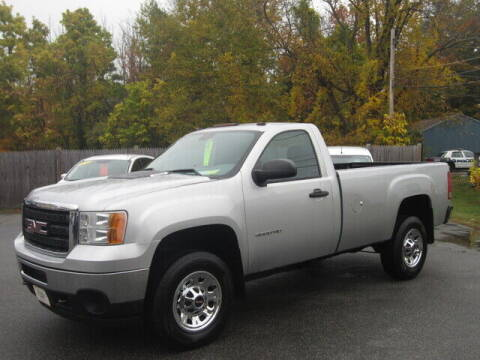2013 GMC Sierra 3500HD for sale at Auto Choice of Middleton in Middleton MA