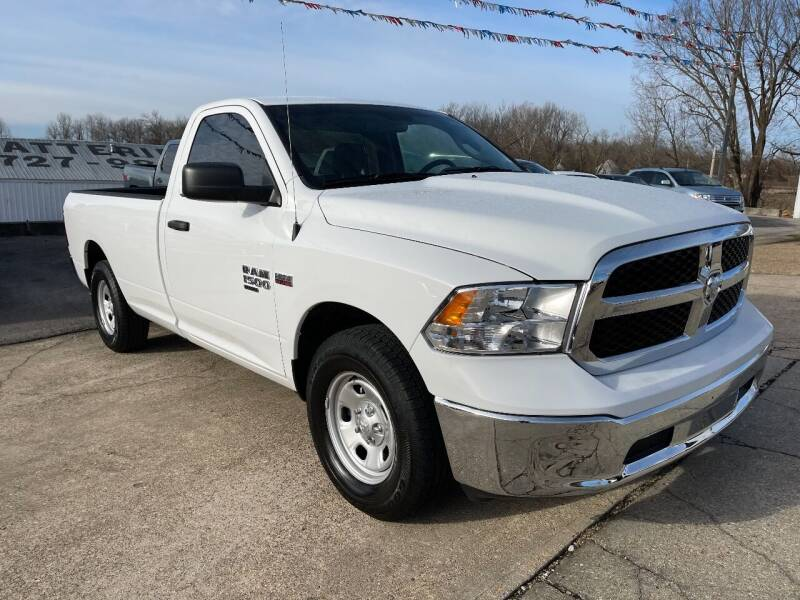 2020 RAM Ram Pickup 1500 Classic for sale at Greg's Auto Sales in Poplar Bluff MO