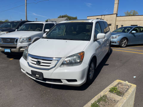 2009 Honda Odyssey for sale at Ideal Cars in Hamilton OH