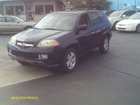 2004 Acura MDX for sale at Flag Motors in Columbus OH