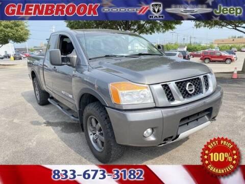 2013 Nissan Titan for sale at Glenbrook Dodge Chrysler Jeep Ram and Fiat in Fort Wayne IN
