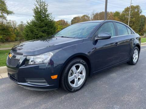 2014 Chevrolet Cruze for sale at Encore Auto in Niles MI