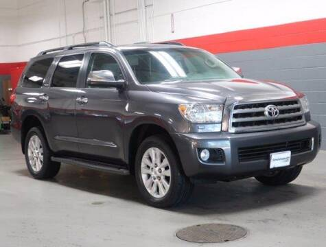 2016 Toyota Sequoia for sale at CU Carfinders in Norcross GA