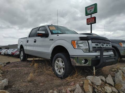 2010 Ford F-150 for sale at BERG AUTO MALL & TRUCKING INC in Beresford SD