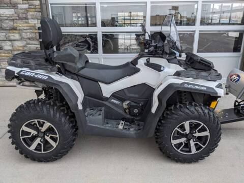 2021 Can-Am Outlander MAX North Edition 85