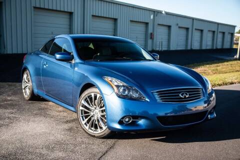 2012 Infiniti G37 Convertible for sale at Exquisite Auto in Sarasota FL