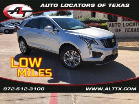 2020 Cadillac XT5 for sale at AUTO LOCATORS OF TEXAS in Plano TX