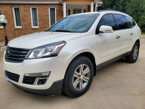 2015 Chevrolet Traverse for sale at Marks and Son Used Cars in Athens GA