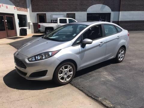 2016 Ford Fiesta for sale at Blue Bird Motors in Crossville TN