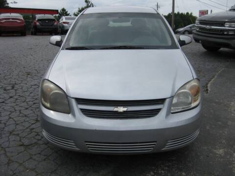 2008 Chevrolet Cobalt for sale at LAKE CITY AUTO SALES in Forest Park GA