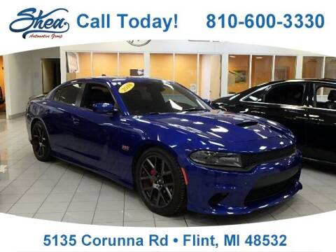 2018 Dodge Charger for sale at Jamie Sells Cars 810 - Linden Location in Flint MI