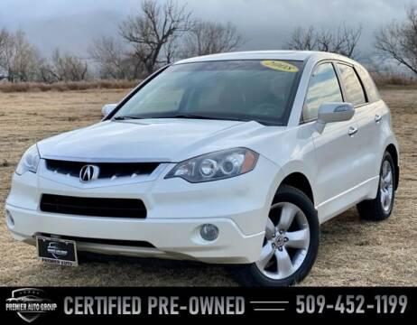 2008 Acura RDX for sale at Premier Auto Group in Union Gap WA