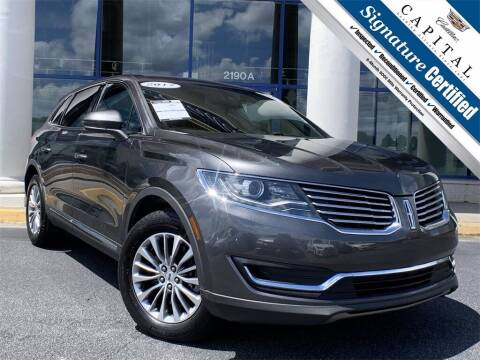 2017 Lincoln MKX for sale at Southern Auto Solutions - Capital Cadillac in Marietta GA