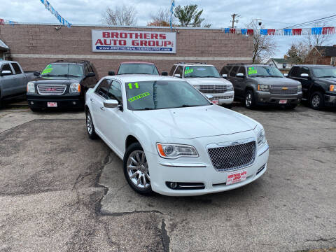 2011 Chrysler 300 for sale at Brothers Auto Group in Youngstown OH