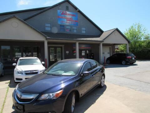 2012 Honda Accord for sale at Talisman Motor Company in Houston TX