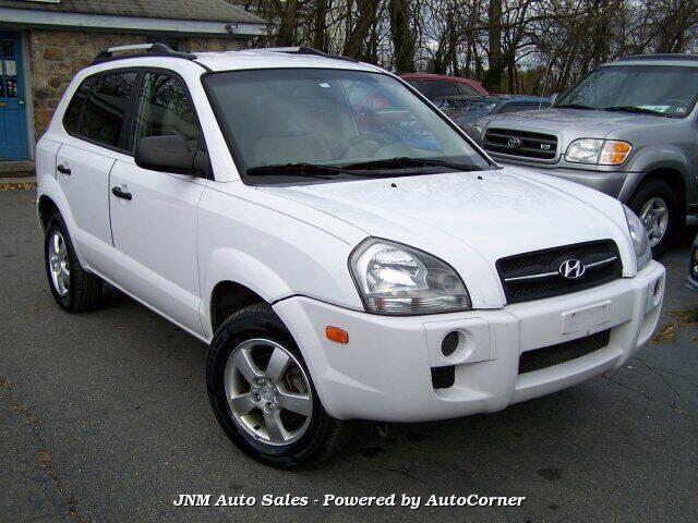 2007 Hyundai Tucson GLS 4dr SUV - Leesburg VA