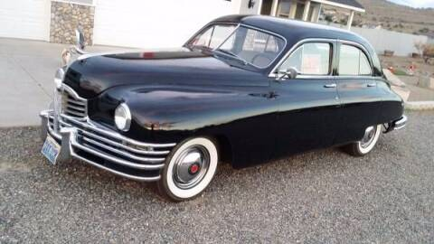 1948 Packard Sedan for sale at Haggle Me Classics in Hobart IN
