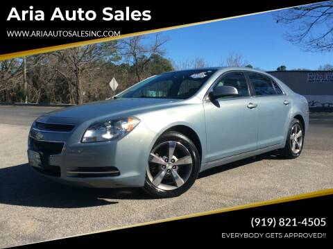 2009 Chevrolet Malibu for sale at ARIA  AUTO  SALES in Raleigh NC