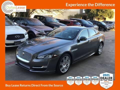 2019 Jaguar XJ for sale at Dallas Auto Finance in Dallas TX