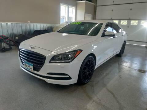 2015 Hyundai Genesis for sale at Sand's Auto Sales in Cambridge MN