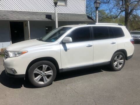 2012 Toyota Highlander for sale at 22nd ST Motors in Quakertown PA