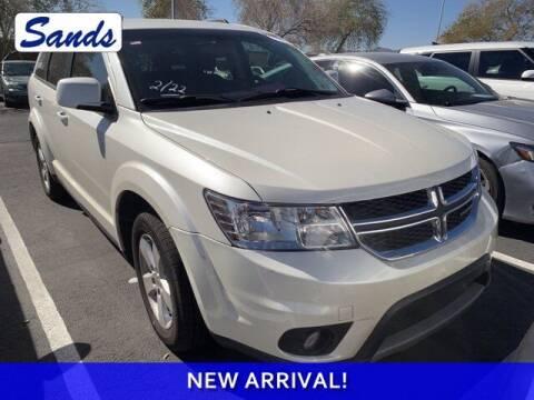 2012 Dodge Journey for sale at Sands Chevrolet in Surprise AZ