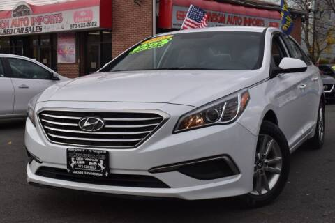 2017 Hyundai Sonata for sale at Foreign Auto Imports in Irvington NJ